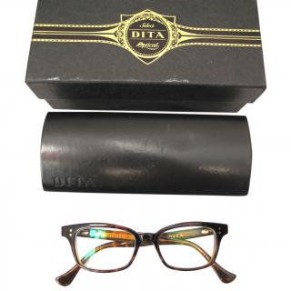Dita Courante DRX 3001B Dark Tortoise Glasses