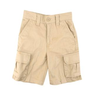 Polo Ralph Lauren Boys' Beige Cargo Trousers