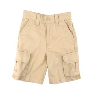 Polo Ralph Lauren Boys' Beige Cargo Trousers