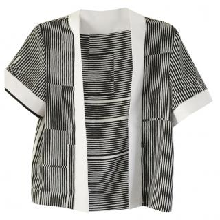 Carven striped top