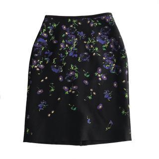 Erdem Floral Skirt as seen on the Duchess of Cambridge