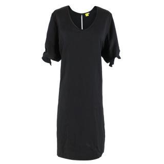 Paul Smith Black Silk-blend Dress