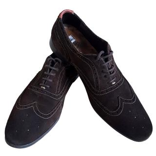 Paul Smith suede brogues