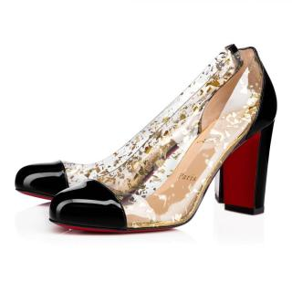 Christian Louboutin Un Bout Rond Pumps