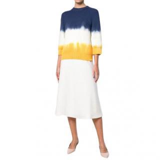 Sonia Rykiel Oversized tie dye sweater