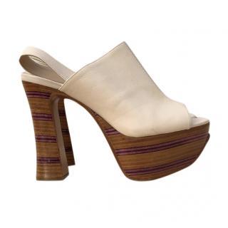 Chloe bohemian block sandals