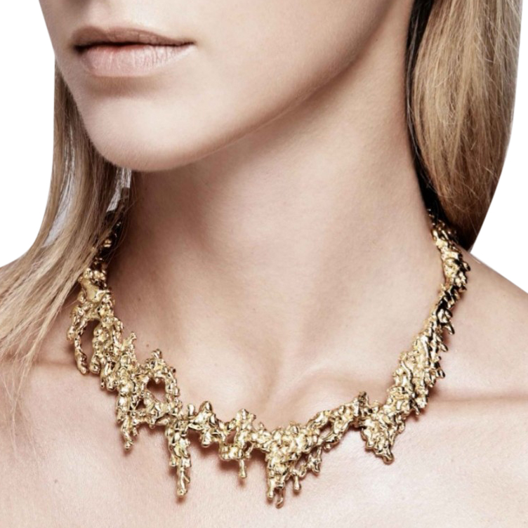 Annelise Michelson Paris Drop Drop Necklace