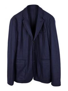 Z Zegna regular wool single-breasted blazer