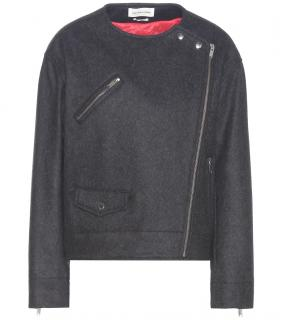Isabel Marant Etoile Esther Virgin Wool-Blend Jacket