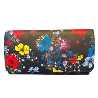 Erdem Floral Print Envelope Clutch Bag