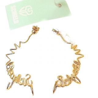 Schield Earring Cuffs