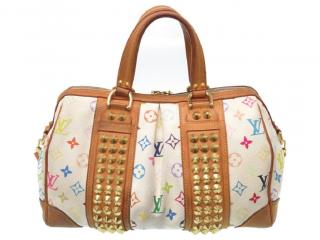 Louis Vuitton Courtney MM Monogram Multicolore 2WAY Bag