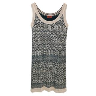 Missoni Knit Sleeveless Dress