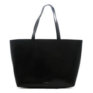 Mansur Gavriel Black Large Tote Bag