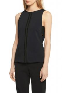 Rag & Bone Dant Crepe Top