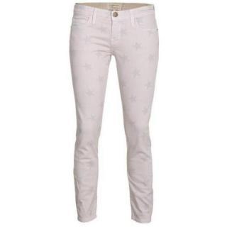 Current/Elliott The Stiletto Vanilla Star Jeans