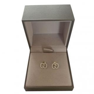 Gucci GG Stud Earrings