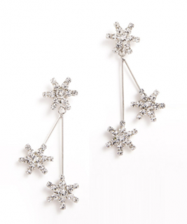 Jennifer Behr Star Droplet Earrings