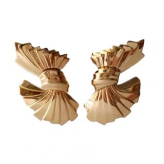 Givenchy Bow Ribbon Clips