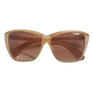 YSL vintage cat eye sunglasses