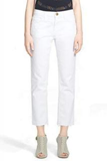Current Elliott Cropped Jeans