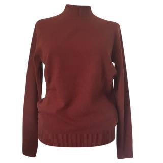 Max Mara italian virgin wool jumper