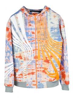 Fyodor Golan psychedelic print oversized hoodie