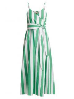 Mara Hoffman Striped Alma Dress