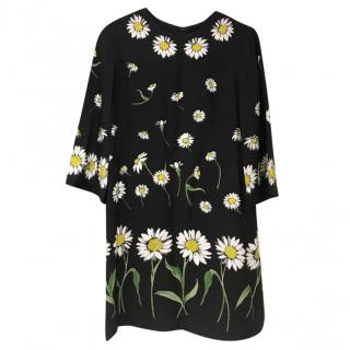 Dolce & Gabbana Floral Print A-line Dress