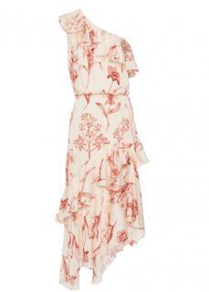 Johanna Ortiz Silk Inamorado Dress