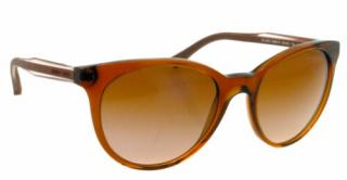 Emporio Armani EA 4003 Brown Sunglasses