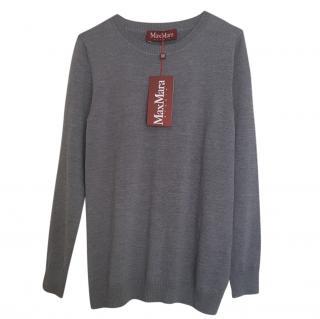 New MaxMara knited wool  jumper