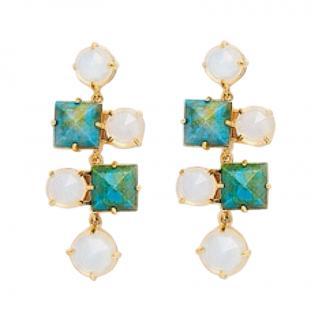 Lele Sadoughi Starry Night Earrings