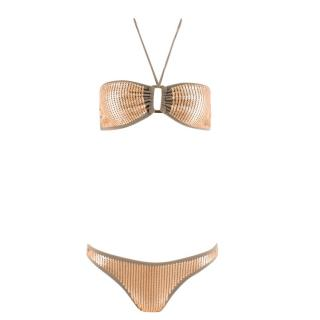 Irwin & Jordan Sequin Bikini Set