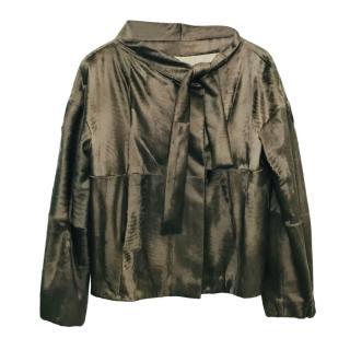 Marni Lambskin Jacket