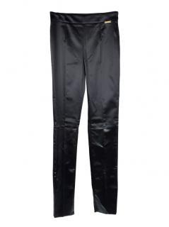 Galliano black leggings