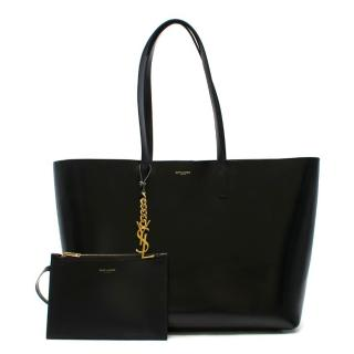 Saint Laurent Large Black Tote Bag