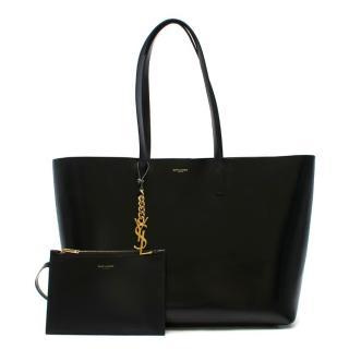 Saint Laurent Large Black Tote Bag