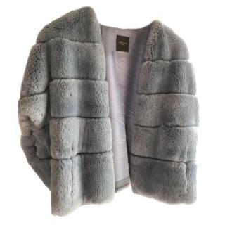 Max Mara fur jacket