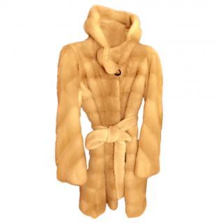 Saga Furs Mink fur coat