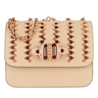 Christian Louboutin Sweet Charity Studded Crossbody Bag