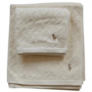 Ralph Lauren Home Guest Towel Set