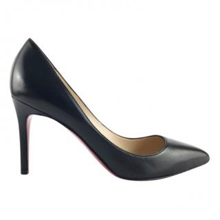 Christian Louboutin Pigalle Nappa Shiny 85mm Pumps