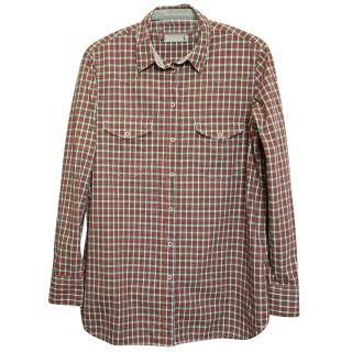 Rag & Bone Men's Plaid Shirt