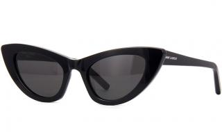 Saint Laurent SL 213 001 Lily Sunglasses