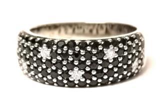 Roberto Coin Sapphire & Diamond Ring 18ct Gold