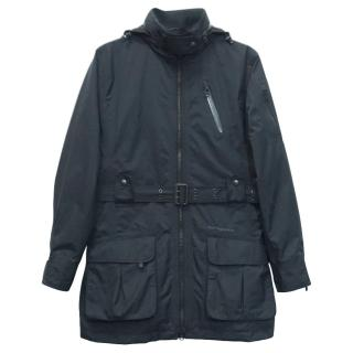 Peak Performance Paula Black Gore-tex Hooded Jacket