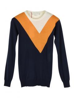 Stella McCartney Silk & Wool Sweater