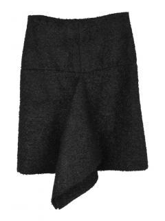 Marni Textured Wool & Mohair Skirt