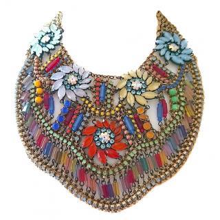 Sveva Handmade Folkart Necklace